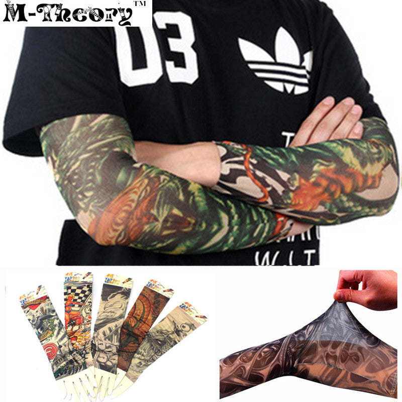 3D Tattoos Arm Sleeve - 4u2by.com