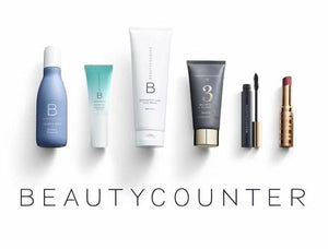 Beautycounter now available with LunaChics! 💋