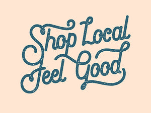 Shop Local, Support Local 💕