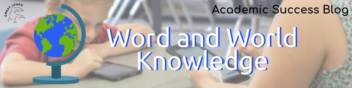 Building Word and World Knowledge