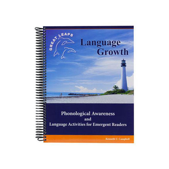 LANGUAGE GROWTH FOR EMERGENT READERS