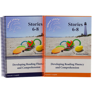 STORIES 6-8 - DEVELOPING READING FLUENCY