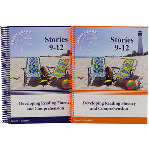 STORIES 9-12 - DEVELOPING READING FLUENCY