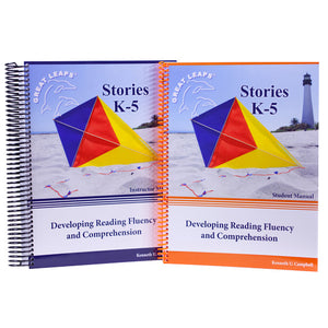 STORIES K-5 - DEVELOPING READING FLUENCY