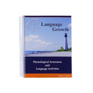 LANGUAGE GROWTH FOR GRADES 3-8