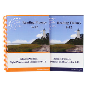 READING FLUENCY 9-12 PACKAGE