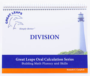 ORAL CALCULATION - DIVISION