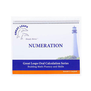 ORAL CALCULATION - NUMERATION