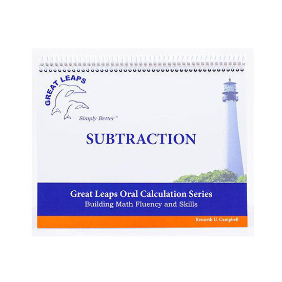 ORAL CALCULATION - SUBTRACTION