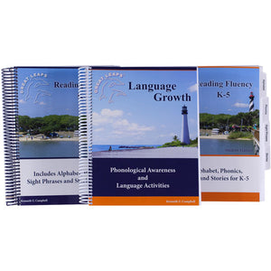 READING FLUENCY K-5 PKG W/ LANGUAGE GROWTH FOR GRADES 3-8