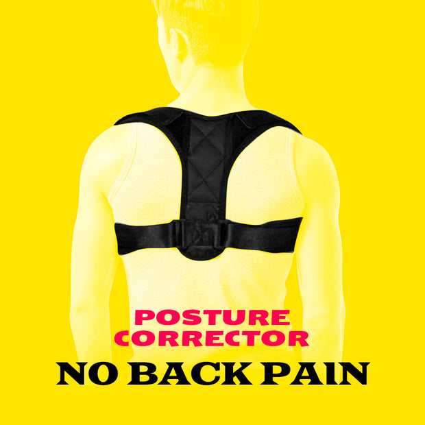 Spine Posture Corrector and Protection