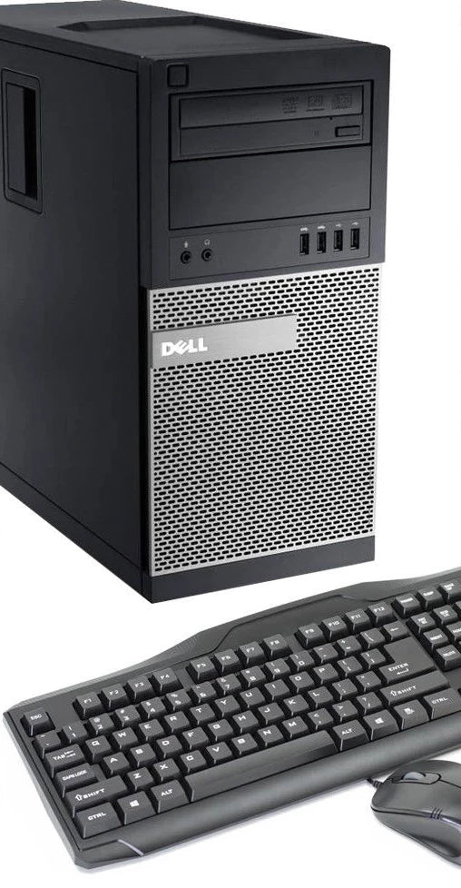 Dell Optiplex Desktop 790 990 Quad Core i5 3.10GHz Windows 10 or 7 PC