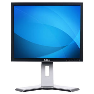 "Dell 17"" LCD Flat Panel Computer Monitor 1280x1024 Display Resolution"