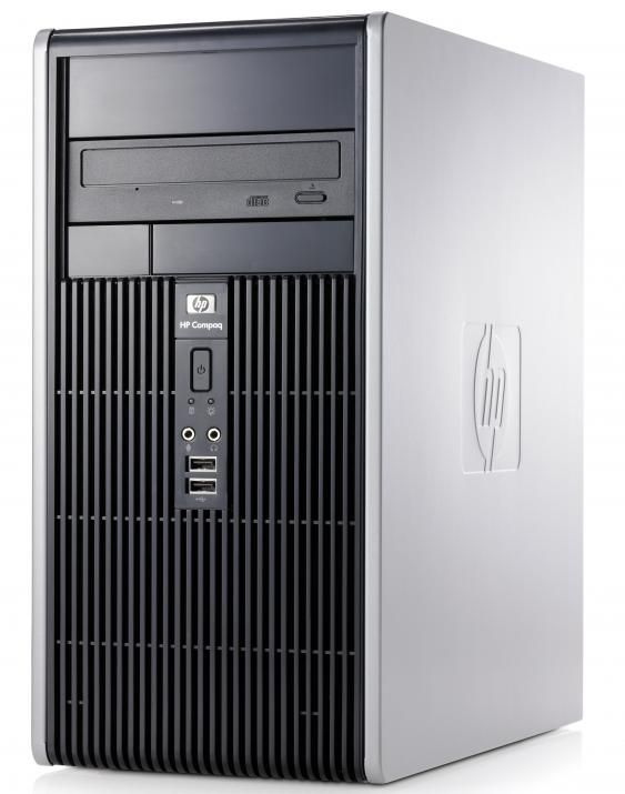 HP compaq pro  DC5800 Tower HP Desktop Computer PC Intel Core 2 Duo E8400  3GHz 4GB RAM 160GB HDD Windows 10 Pro