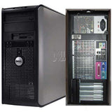 Dell Optiplex 745 Tower Pentium D 3.0 GHz 4GB RAM 80GB HDD Windows XP Professional Keyboard Mouse