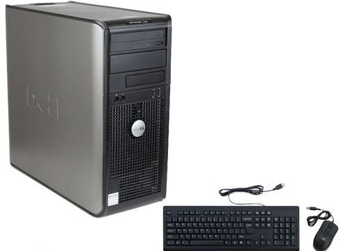 CLEARANCE!!! Dell Optiplex Tower Desktop Computer Dual Core 3.20 GHz / 4GB RAM / 80GB HDD