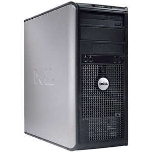 Dell Optiplex 330 Tower Desktop Computer intel Pentium Dual Core 2.4 GHz / 2GB RAM / 250GB HDD