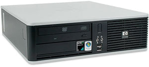 HP compaq 6300 pro SFF Computer intel Core i3 3240 3.4GHz 4GB 250GB DVD Windows 10 professional