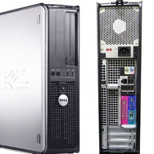 CLEARANCE!!! Dell Optiplex 760Desktop Computer Core 2 Duo 2.3GHz / 4GB RAM / 160GB HDD/DVD ROM