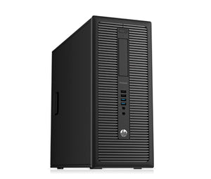 HP ProDesk 400 G1 TOWER - Core i5-4570  3.2GHz -8GB RAM -500GB HDD windows 10 professional