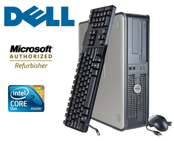 Dell OptiPlex Desktop PC 2GB RAM 1TB HDD Windows XP Pro Keyboard Mouse
