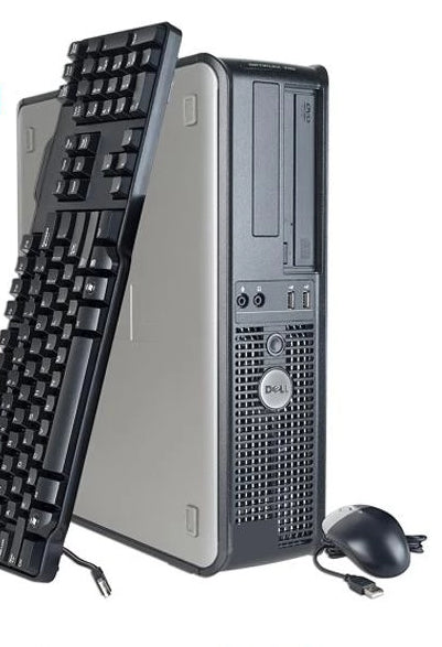 CLEARANCE!!! Dell Optiplex 745 Desktop Computer Core 2 Duo 1.80 GHz / 4GB RAM / 80GB HDD