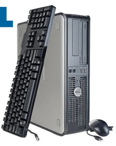 Dell Optiplex Desktop PC 2GB RAM 80GB HD Windows XP Pro Keyboard Mouse
