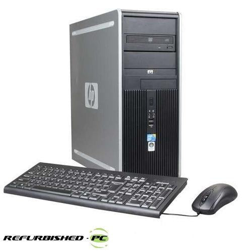 CLEARANCE!! Fast HP Windows 7 Pro Tower Desktop Computer Core 2 Duo 3.00 GHz | 1TB HDD | 8GB RAM | Wifi