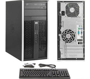CLEARANCE!! Super Fast HP Windows 7 Pro Tower Desktop Computer Core 2 Duo 3.00 GHz | 1TB HDD | 8GB RAM | Wifi