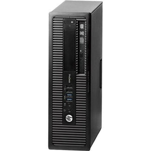 HP ProDesk 400 G1 SFF  - intel Core i3 4130  3.4GHz -4GB RAM -500 GB HDD windows 7 professional