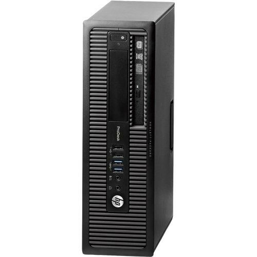 HP ProDesk 600 G1 SFF PC Intel Quad Core i5-4570 3.20GHz  8GBRAM 500GB HDD Windows  10 pro 64 bit