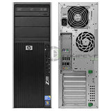 Fast HP Z400 Workstation HP Computer Tower Workstation Windows 10 or XP Keyboard and Mouse