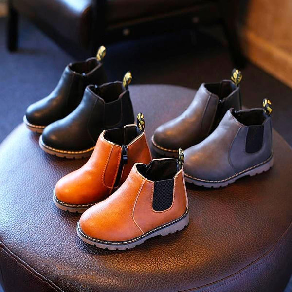 Chaussures Boots Chelsea