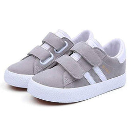 Chaussures Gris / 24 EU Baskets Casual