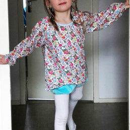 Ensembles & Leggings 24 mois Ensemble Fleuri