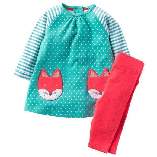 Ensembles & Leggings Fox / 2 ans Ensemble Frimousse