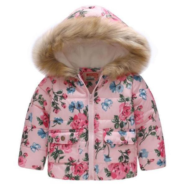 Manteau Rosier / 2 ans Manteau Girly
