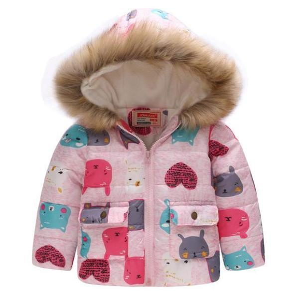 Manteau So Cute / 2 ans Manteau Girly