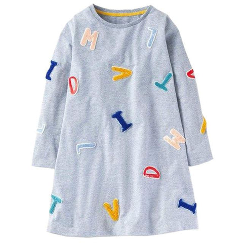 Robe 2 ans Robe Lettres