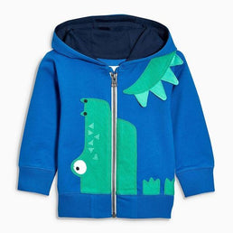 Sweatshirt 2 ans Sweat à Capuche Croco