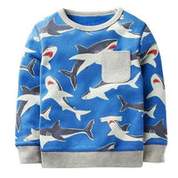 Sweatshirt 2 ans Sweatshirt Shark