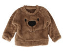 Sweatshirt Ours Brun / 2 ans Sweat Ours Polaire