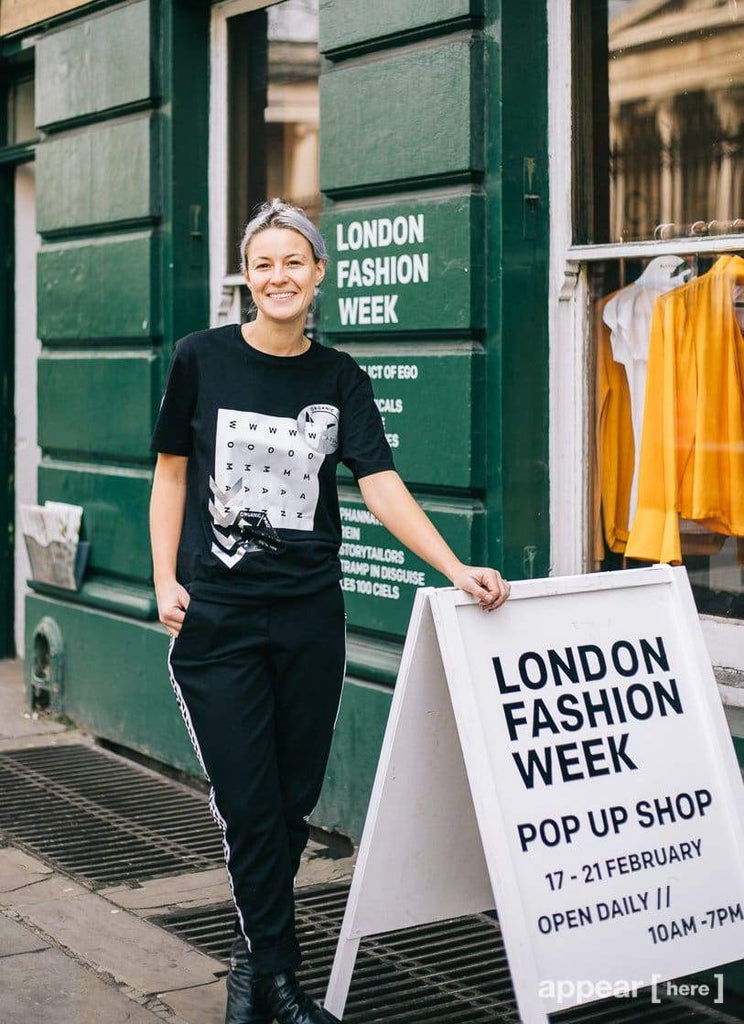 Designer Opportunity: Pop-Up at London Fashion Week!