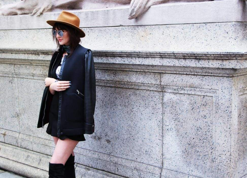 Nineteenth + Seventh: Alexandra Dieck, Designer and Style Blogger