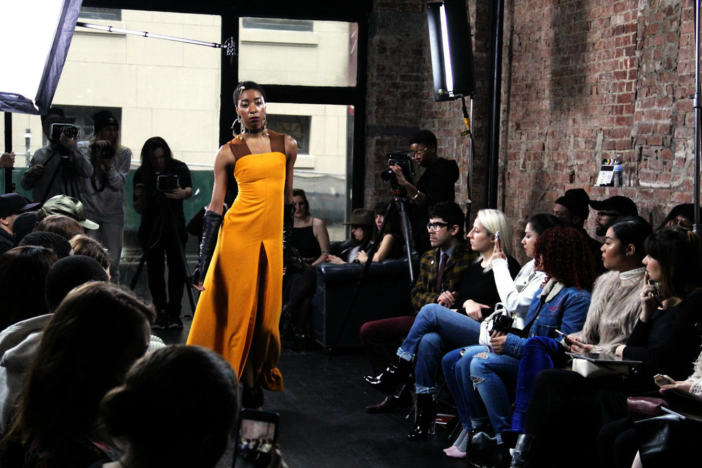 "VIDEO: Bohn Jsell Collections ""I Am Mystic"" See Now Buy Now NYFW Runway Show"