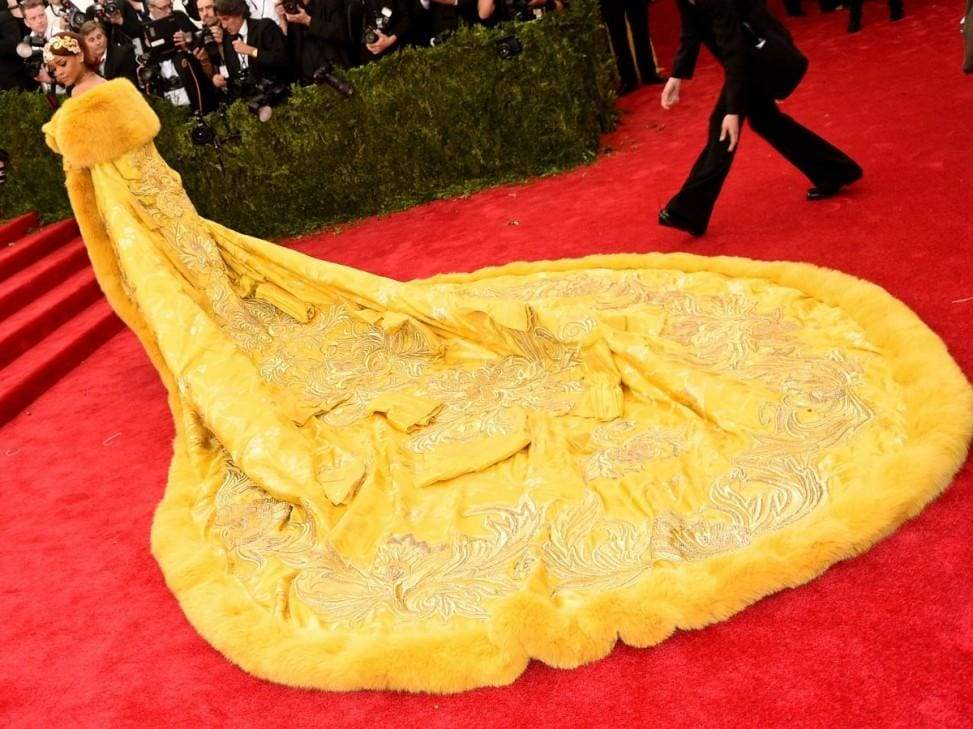 Why Rihanna Won The Met Gala