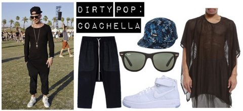 Dirty Pop: Coachella Lookbook