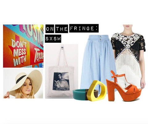 On The Fringe: SXSW Lookbook