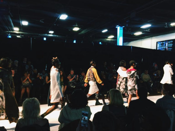 Kaer brings Flower Power to Fashion Week Brooklyn