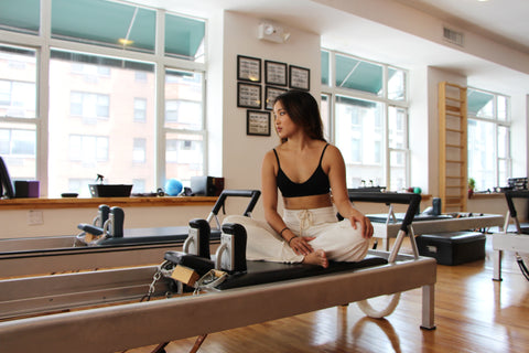 Nineteenth + Seventh: Katie Yip Pilates Instructor